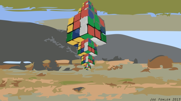 Buffoonish Cubes of Danger